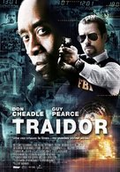 Traitor - Spanish Movie Poster (xs thumbnail)