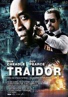 Traitor - Spanish Movie Poster (xs thumbnail)