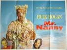 Mr. Nanny - British Movie Poster (xs thumbnail)