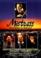 Mistress - German Movie Poster (xs thumbnail)