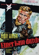 The One That Got Away - German Movie Poster (xs thumbnail)