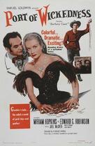 Barbary Coast - Movie Poster (xs thumbnail)