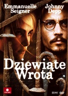 The Ninth Gate - Polish Movie Cover (xs thumbnail)
