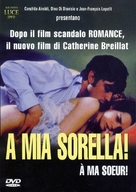 À ma soeur! - Italian Movie Cover (xs thumbnail)