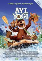 Yogi Bear - Turkish Movie Poster (xs thumbnail)