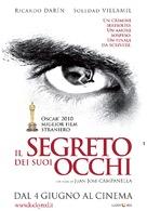 El secreto de sus ojos - Italian Movie Poster (xs thumbnail)