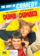 Dumb & Dumber - Australian DVD movie cover (xs thumbnail)