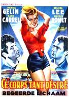 Onstuimige driften - Belgian Movie Poster (xs thumbnail)