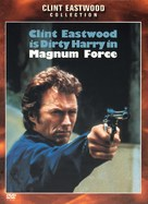 Magnum Force - DVD movie cover (xs thumbnail)