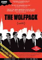 The Wolfpack - Estonian Movie Poster (xs thumbnail)