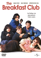 The Breakfast Club - Swedish Movie Cover (xs thumbnail)