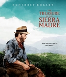 The Treasure of the Sierra Madre - Blu-Ray cover (xs thumbnail)