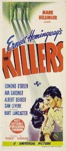 The Killers - Australian Movie Poster (xs thumbnail)