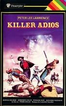 Killer, adios - French VHS movie cover (xs thumbnail)