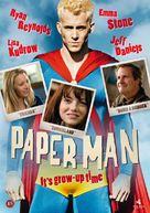 Paper Man - Danish Movie Cover (xs thumbnail)
