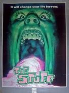 The Stuff - VHS cover (xs thumbnail)