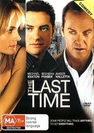The Last Time - Australian DVD cover (xs thumbnail)