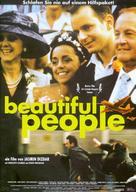 Beautiful People - German Movie Poster (xs thumbnail)