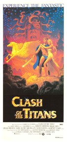 Clash of the Titans - British Movie Poster (xs thumbnail)