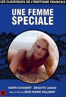 Une femme spéciale - French DVD cover (xs thumbnail)