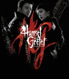 Hansel & Gretel: Witch Hunters - German Blu-Ray movie cover (xs thumbnail)