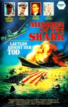 Mission of the Shark: The Saga of the U.S.S. Indianapolis - German VHS cover (xs thumbnail)