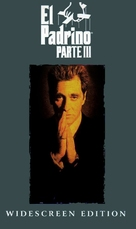 The Godfather: Part III - Spanish Movie Cover (xs thumbnail)