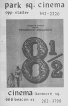 8½ - Movie Poster (xs thumbnail)