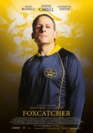 Foxcatcher - Swiss Movie Poster (xs thumbnail)