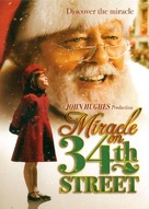 Miracle on 34th Street - DVD cover (xs thumbnail)