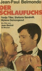 Tendre voyou - German Movie Cover (xs thumbnail)