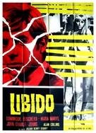 Libido - French Movie Poster (xs thumbnail)