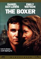 The Boxer - DVD cover (xs thumbnail)