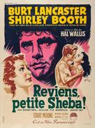 Come Back, Little Sheba - French Movie Poster (xs thumbnail)
