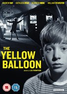 The Yellow Balloon - British DVD cover (xs thumbnail)