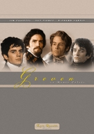 The Count of Monte Cristo - Swedish DVD cover (xs thumbnail)