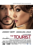 The Tourist - Italian Movie Poster (xs thumbnail)
