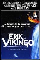 Erik the Viking - Spanish Movie Poster (xs thumbnail)