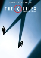 The X Files: I Want to Believe - Movie Cover (xs thumbnail)