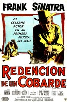 Johnny Concho - Argentinian Movie Poster (xs thumbnail)