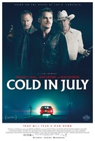 Cold in July - British Movie Poster (xs thumbnail)