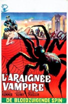 Earth vs. the Spider - Belgian Movie Poster (xs thumbnail)