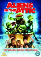 Aliens in the Attic - British Movie Cover (xs thumbnail)