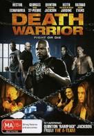 Death Warrior - Australian Movie Cover (xs thumbnail)