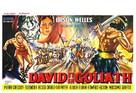 David e Golia - Belgian Movie Poster (xs thumbnail)
