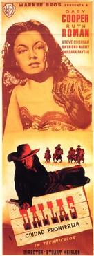 Dallas - Spanish Movie Poster (xs thumbnail)