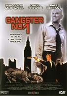 Gangster No. 1 - German DVD movie cover (xs thumbnail)