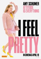 I Feel Pretty - Australian Movie Poster (xs thumbnail)