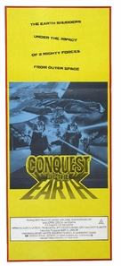 Conquest of the Earth - Australian Movie Poster (xs thumbnail)