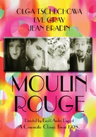 Moulin Rouge - DVD movie cover (xs thumbnail)